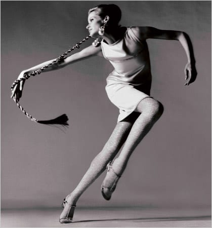 Richard Avedon, Veruschka, dress by Kimberly, New York, 1967