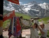 Martin Parr, Kleine Scheidegg, Switzerland, 1991