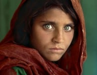 Steve McCurry, Afghan Girl, Peshawar, Pakistan, 1984