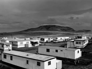 Robert Adams, Mobile Homes, Jefferson County, Colorado, 1973