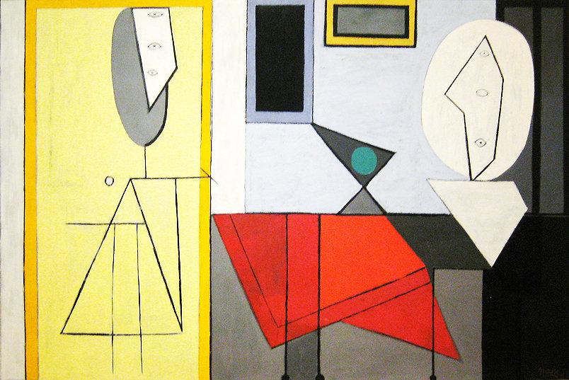 Pablo Picasso, The Studio, 1927-192