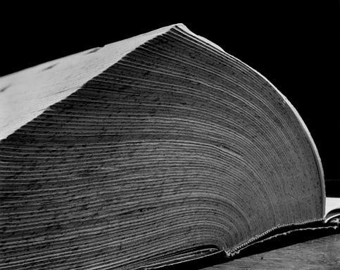 Abelardo Morell, Dictionary, 1994